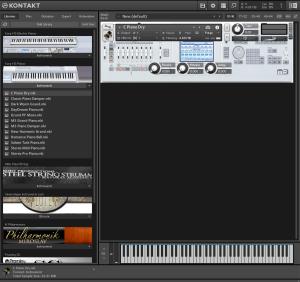 Korg M3 Pianos 390,7 MB ( Piano Eletrico ) ( 64 Bits )
