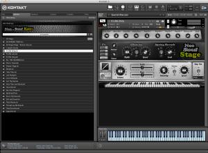 Neo - Soul Keys 5,78 GB ( Pianos Eletricos ) ( 32 Bits )