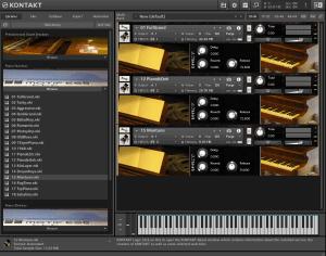 Pianos Acusticos (18 timbres) Yamaha Motif ES 8 468,7 MB ( Pianos Acusticos )