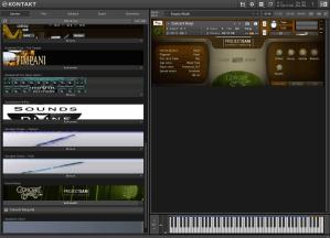 ProjectSAM - Concert Harp EXP 1.3 1,27 GB (Harpa )