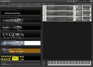 Sample Magic White Label Warehouse Rave 1,31 GB ( Teclados )