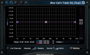 Blue Cats EQ (Dual)