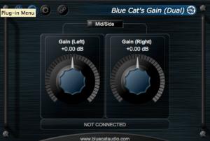 Blue Cats Gain (Dual)