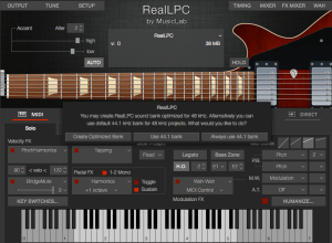 MusicLab Real PC