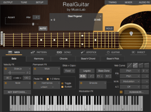MusicLac Real Guitar