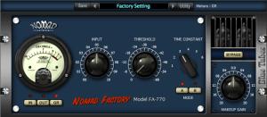 Nomad Factory BT Compressor FA770-3