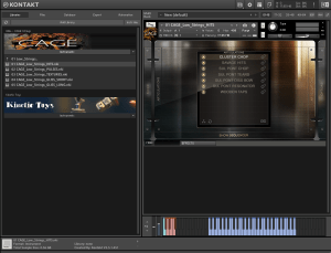 8Dio - CAGE Strings 15,91 GB ( Strings ) ( 64 Bits )