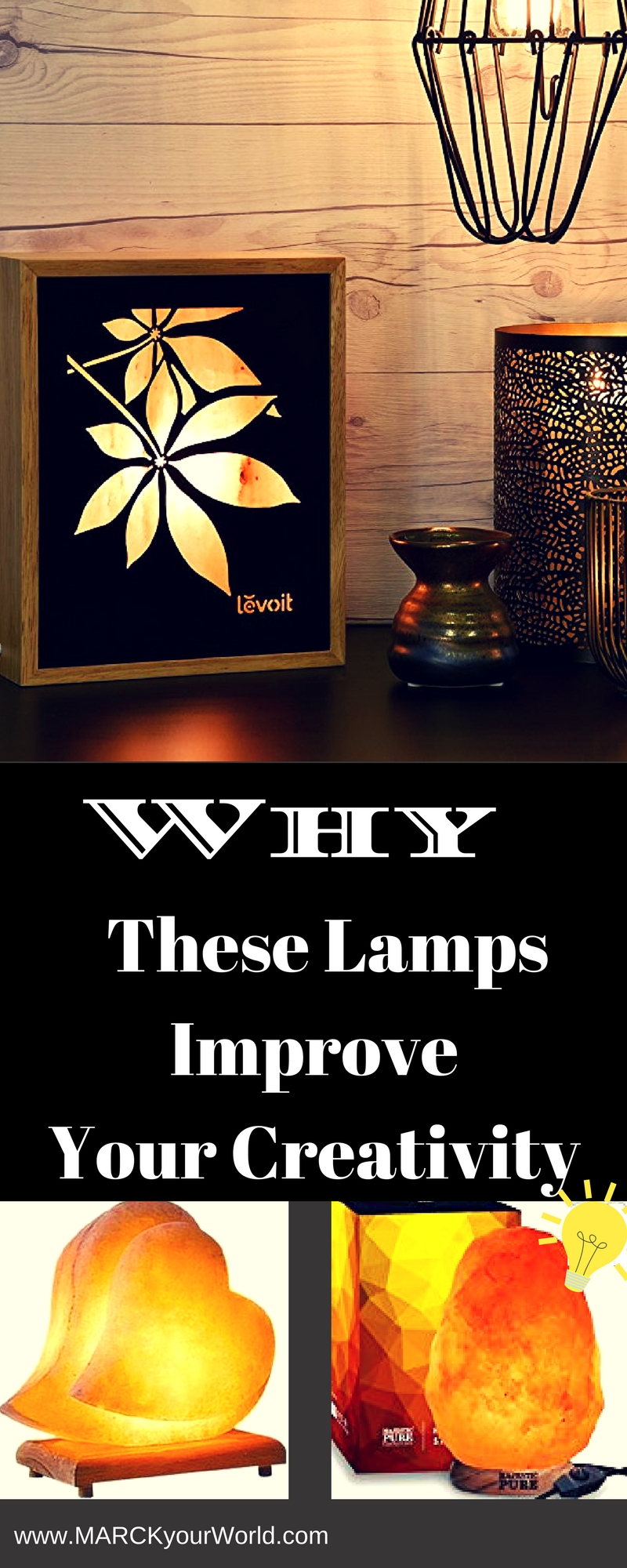 Why These Lamps Improve Your Creativity