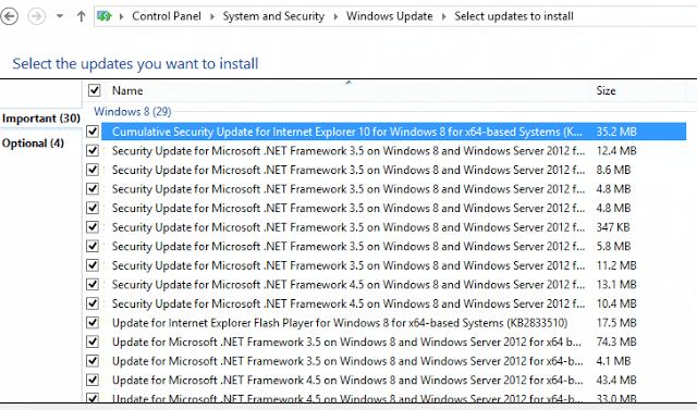 Installer les mises à jour Windows via IDM