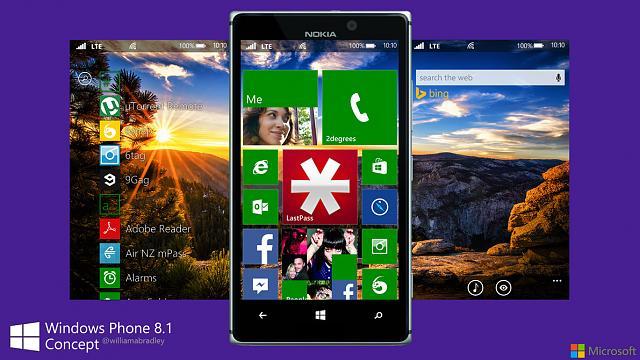 Tester Windows Phone 8.1 dans votre navigateur