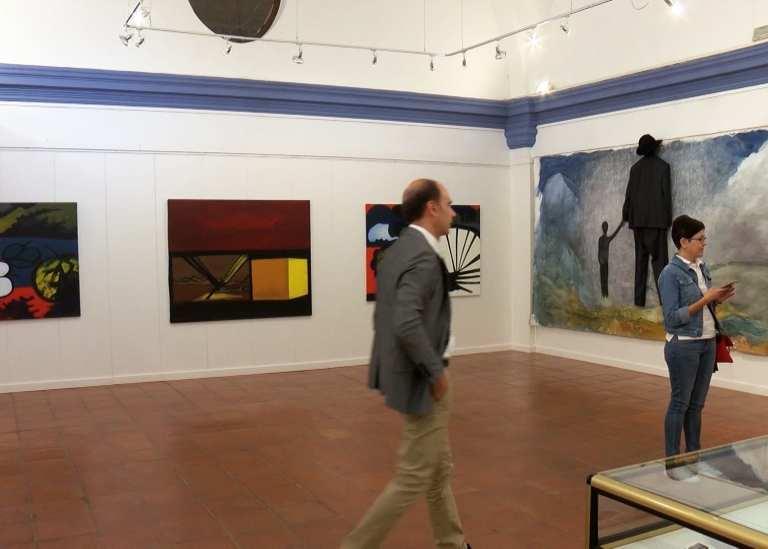 "2018 – Exposition ""Discontinuo"" à Moratalla"