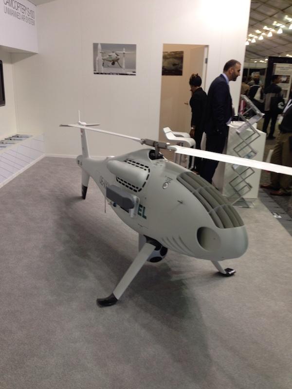 Oil field drone
