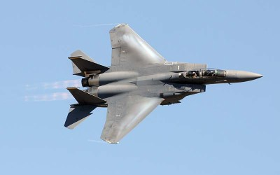 Forensic Engineering Case Study: The F-15 Eagle