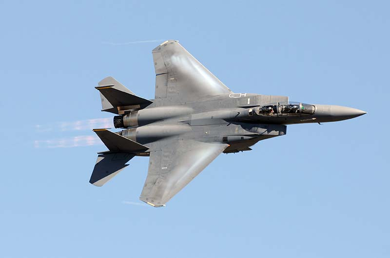 F-15 forensic engineering