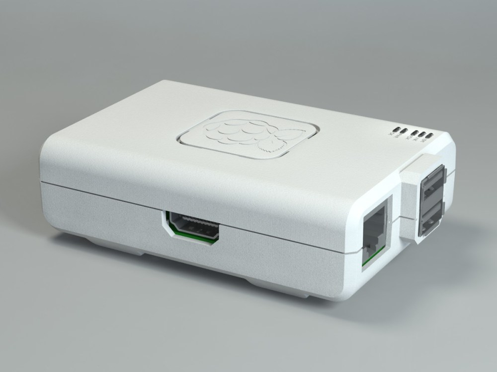 Raspberry Pi CASE 1.0RC1 (3/6)