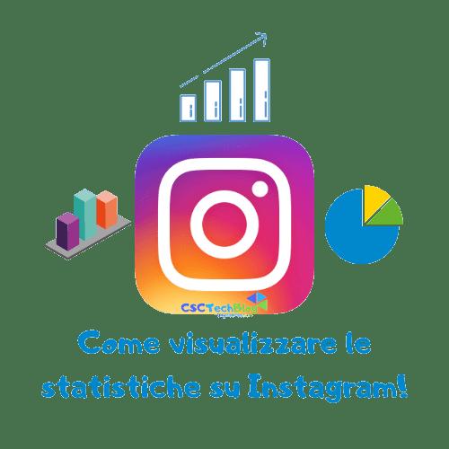 Come vedere le statistiche su Instagram!