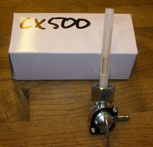 benzine kraan cx500