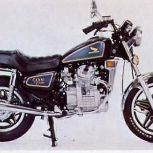 CX500 C