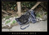 Una borsa abbandonataAn abandoned bag