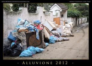 Materassi e Mobili resi inservibili mattress and furnitures made unusable