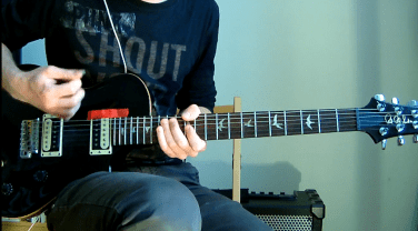 Electric Guitar Lesson for Beginners to Advanced Guitar Players with Marco Cirillo - Guitar Tutor in London
