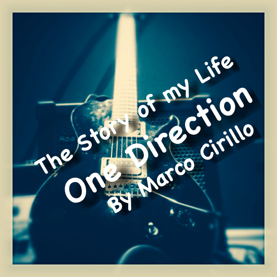One Direction The Story of my Life Guitar Lesson Chords and Tab by Marco Cirillo. Songs for Beginners Intermediate