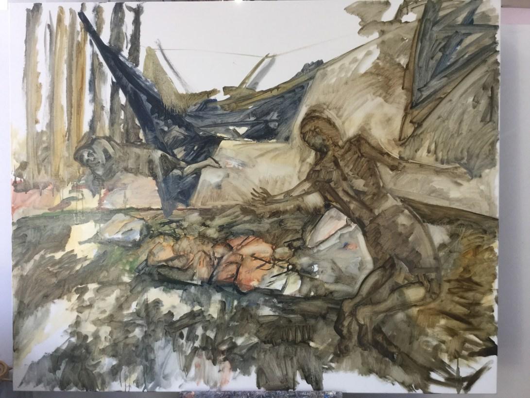 Marco Corsini, work in progress, 7-2-16