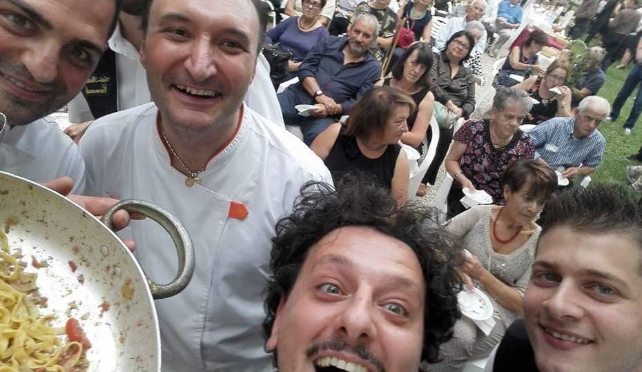 Show cooking Pievebovigliana