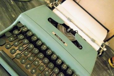 """Le parole che non scrivo sul foglio bianco di una """"lettera22"""""""