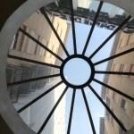 galleria del commercio vetrata