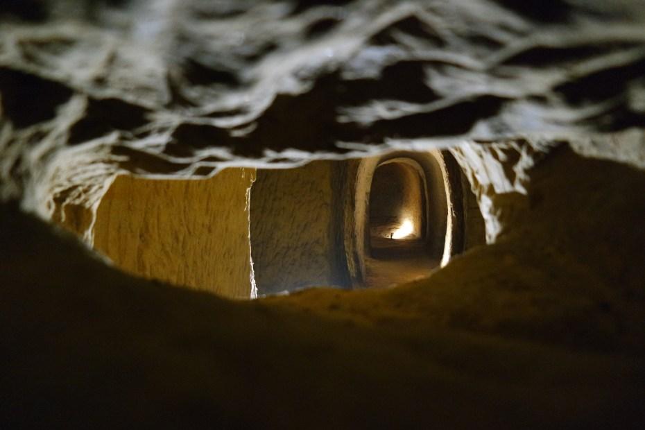 """Osimo Sotterranea - Particolare """"Grotta del Cantinone"""""""