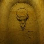 """Osimo Sotterranea - Particolare della """"Grotta di Piazza Dante"""""""
