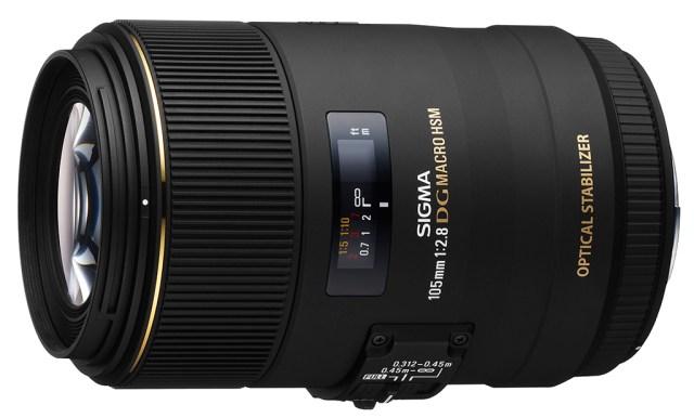 Obiettivo Macro Sigma 105mm f/2.8 DG OS HSM