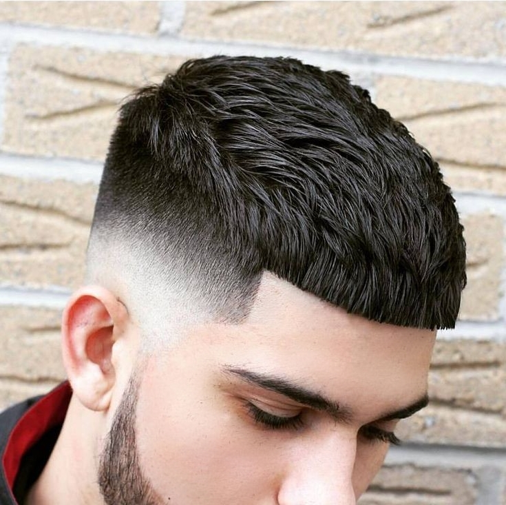 corte masculino caesar