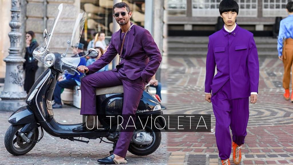cor ultravioleta
