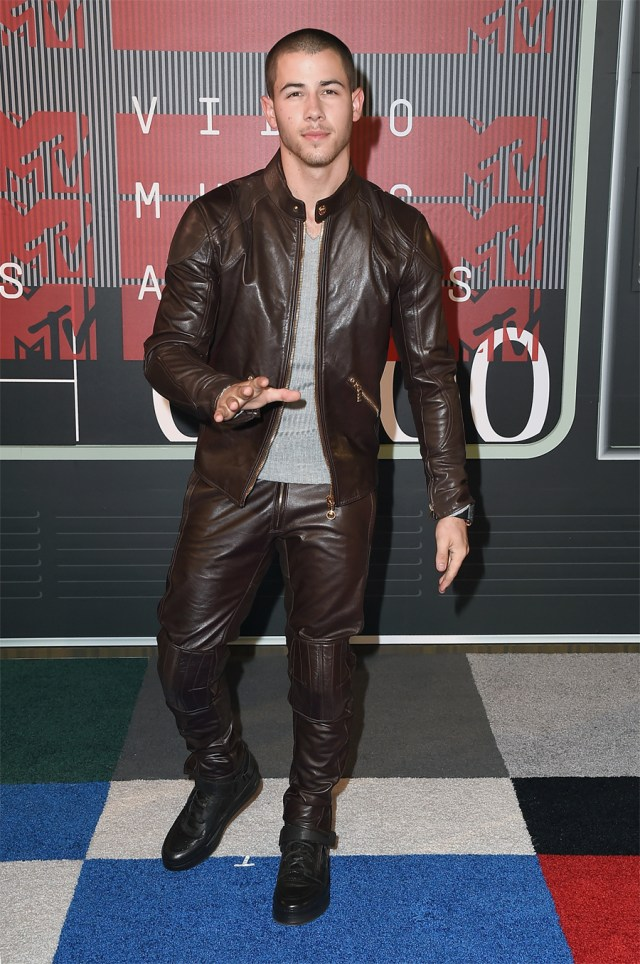 Nick Jonas MTV VMA 2015
