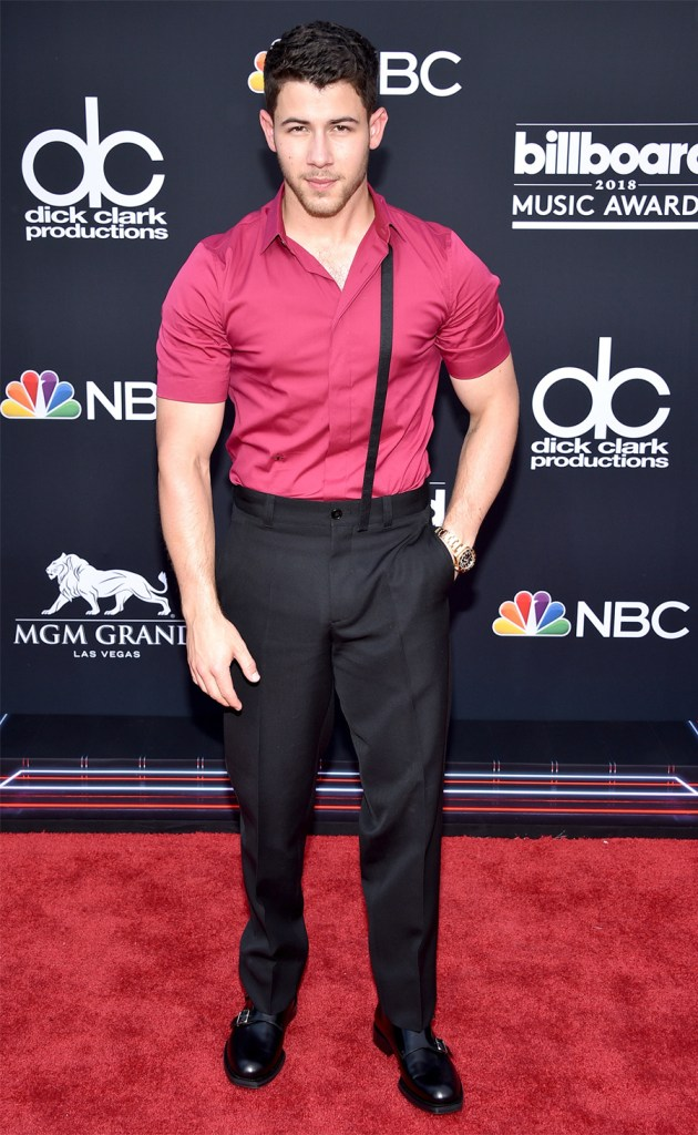 Nick Jonas Billboard 2018