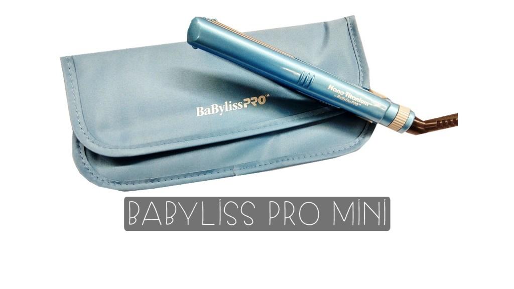 Nano Titanium Babyliss Pro Mini