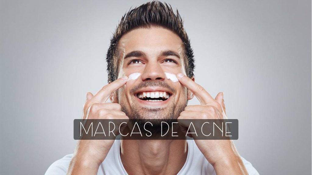 marcas de acne