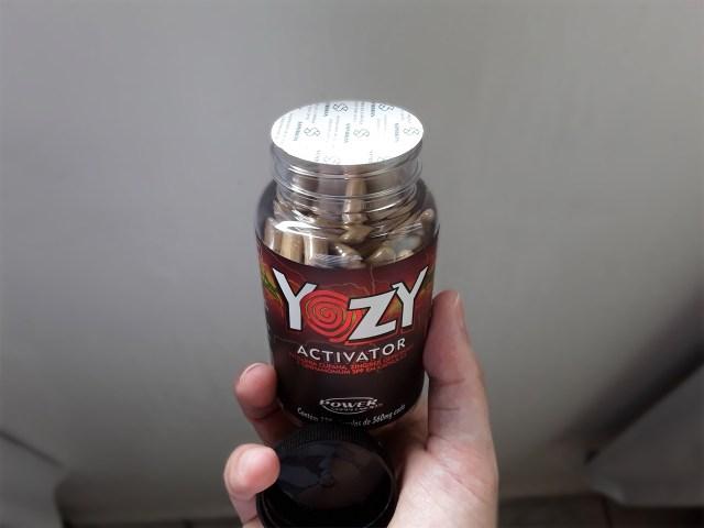 Termogênico Yozy Activator para emagrecer