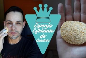 Esponja esfoliante da RK by Kiss