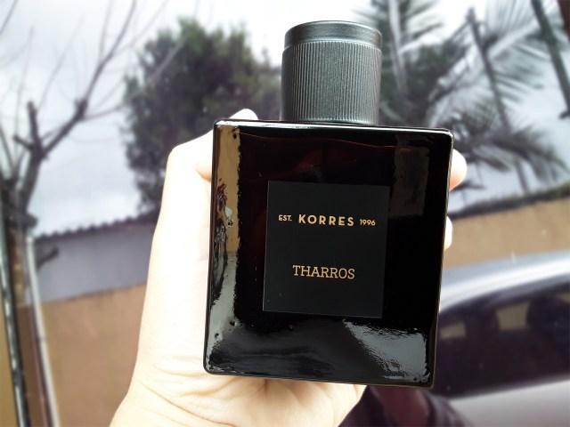 Avon fabrica o perfume Tharros no Brasil