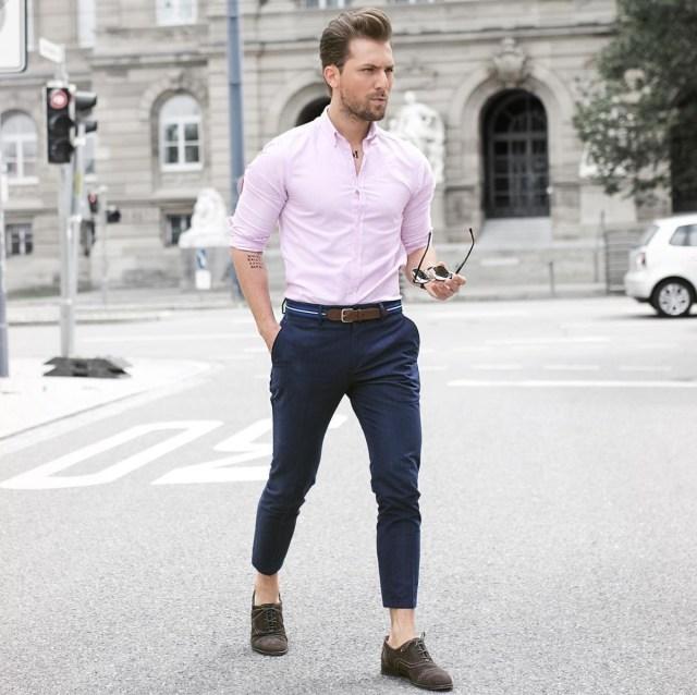 Look masculino casual chic de verão