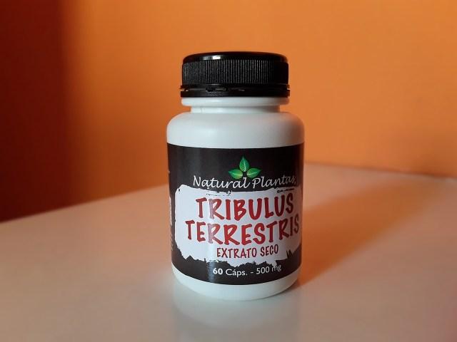 Tribulus Terrestris suplemento natural para homens