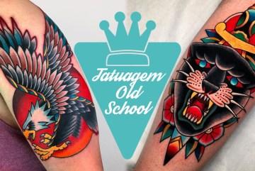Tatuagem Old School: história e inspirações