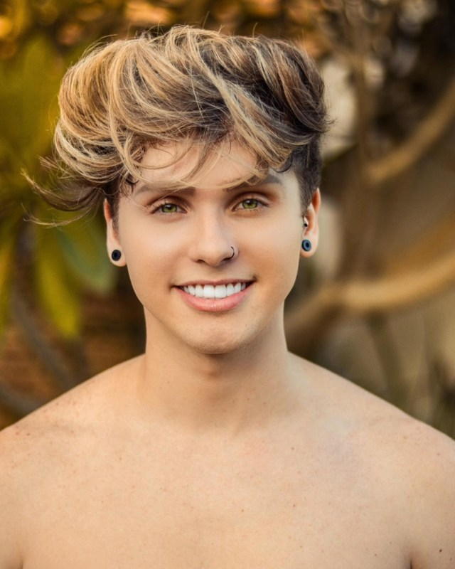 Corte de cabelo masculino do Bruno Berti