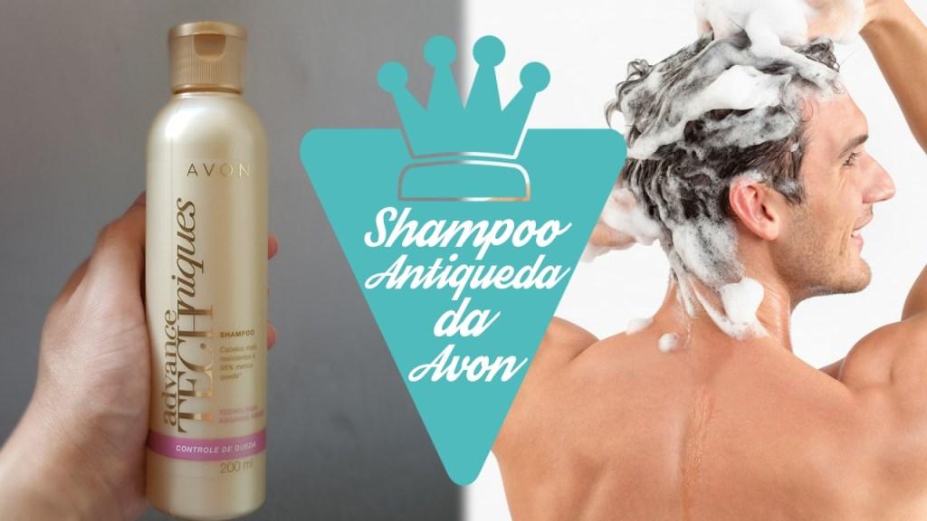 Shampoo Advance Techniques da Avon