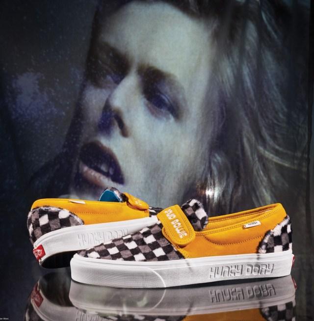 Tênis Vans x Bowie Slip-On 47 V