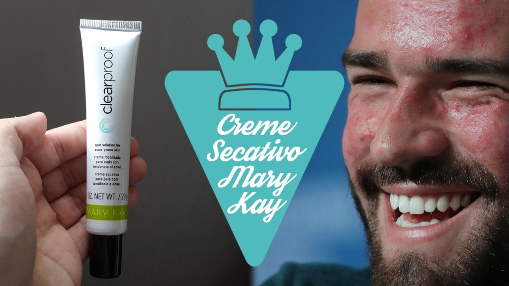 Creme secativo Clear Proof da Mary Kay