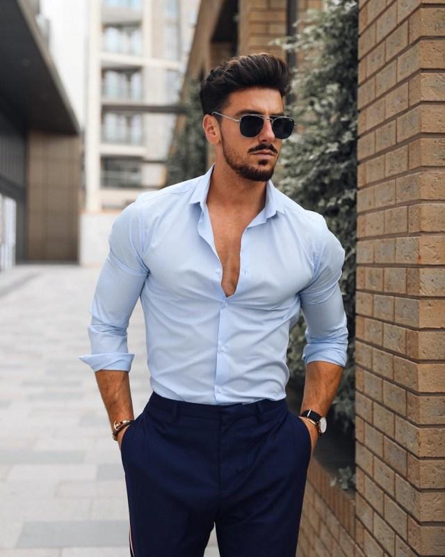 Dica de moda masculina